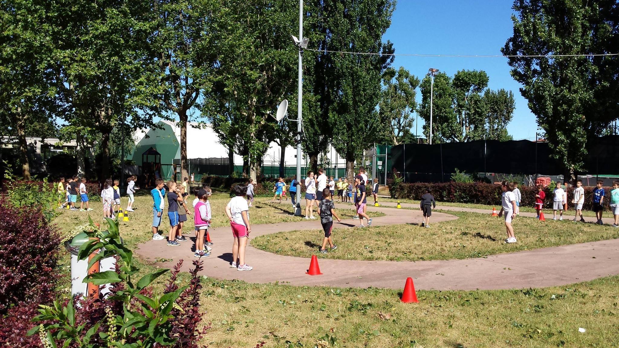 Attivita sportiva Tiki Taka Camp estivo Desio