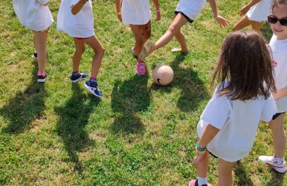 Summer Camp: il camp a Trezzano Rosa