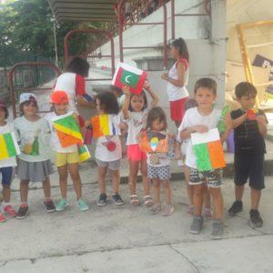 Il Tiki Taka Camp festeggia i 300 bambini iscritti e sogna in grande